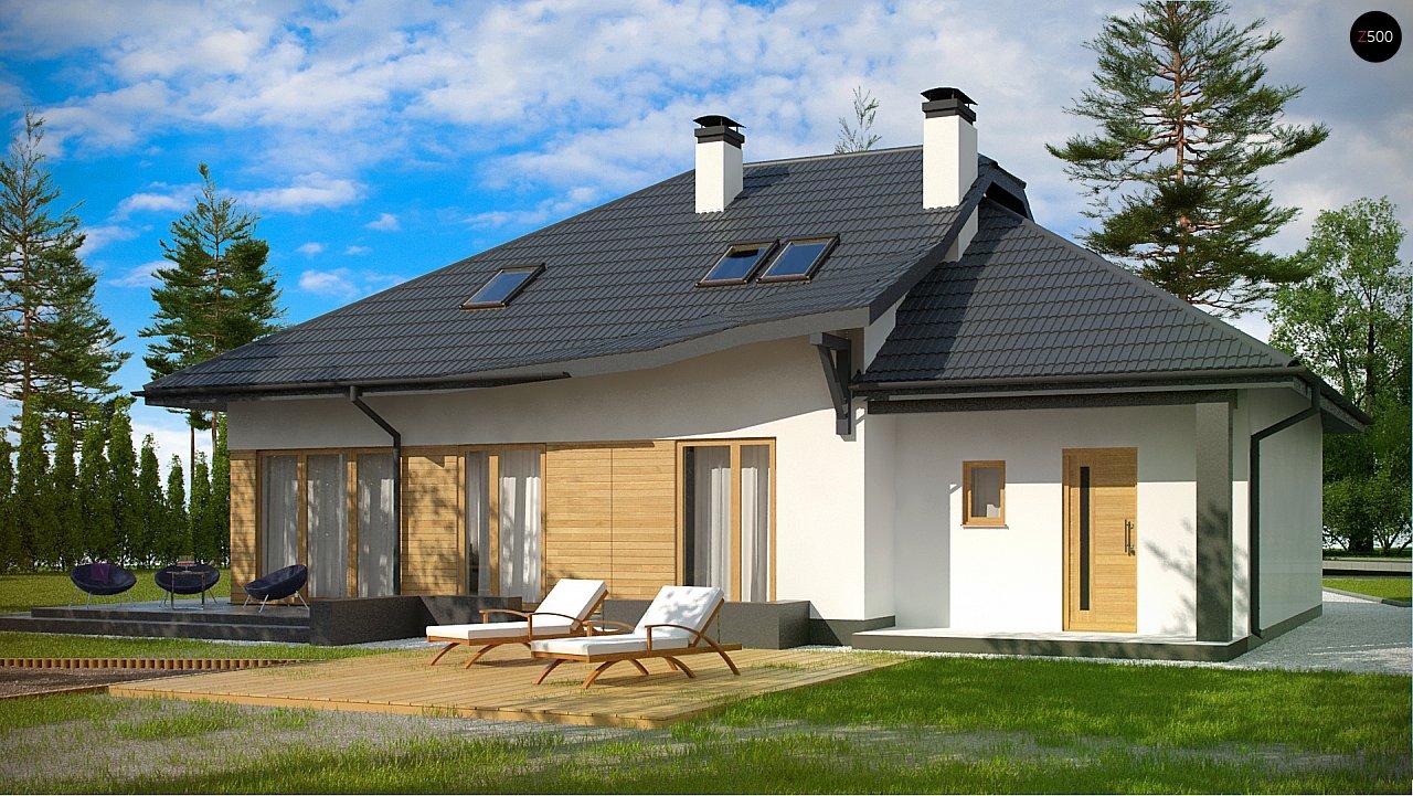 Проект дома Z56 A