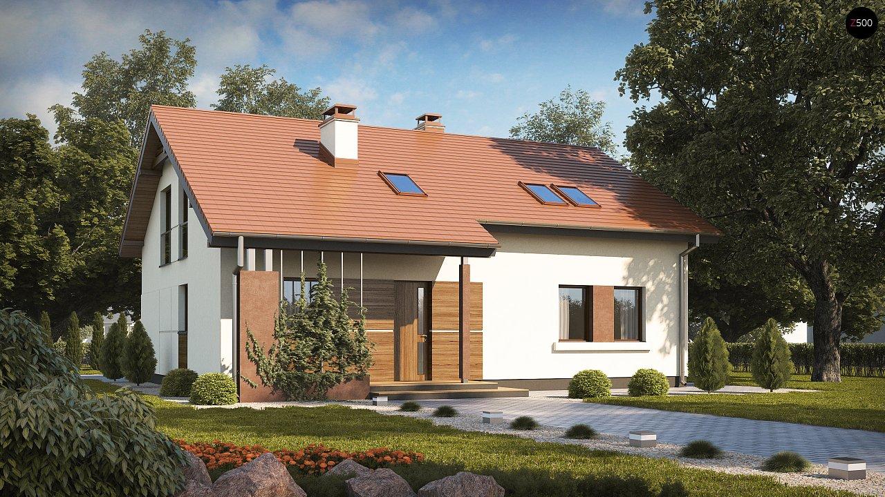 Проект дома Z261 v1