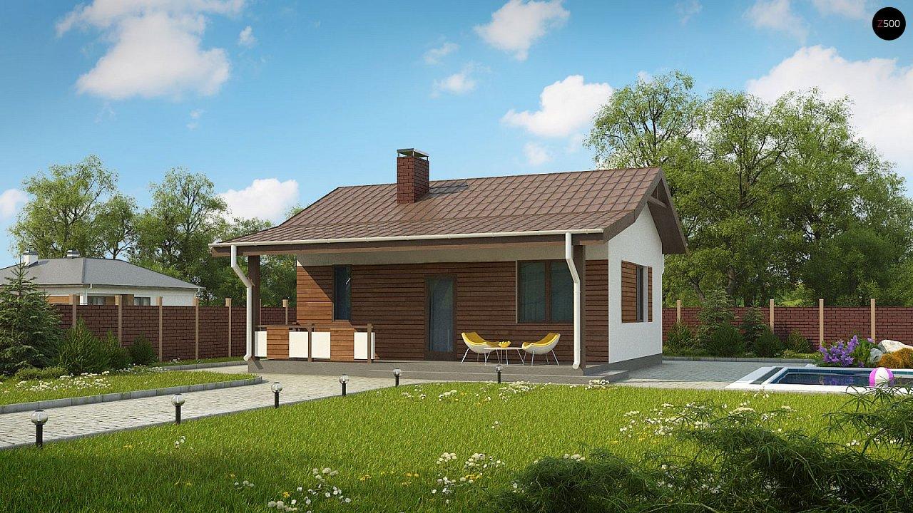 Проект дома Zp1