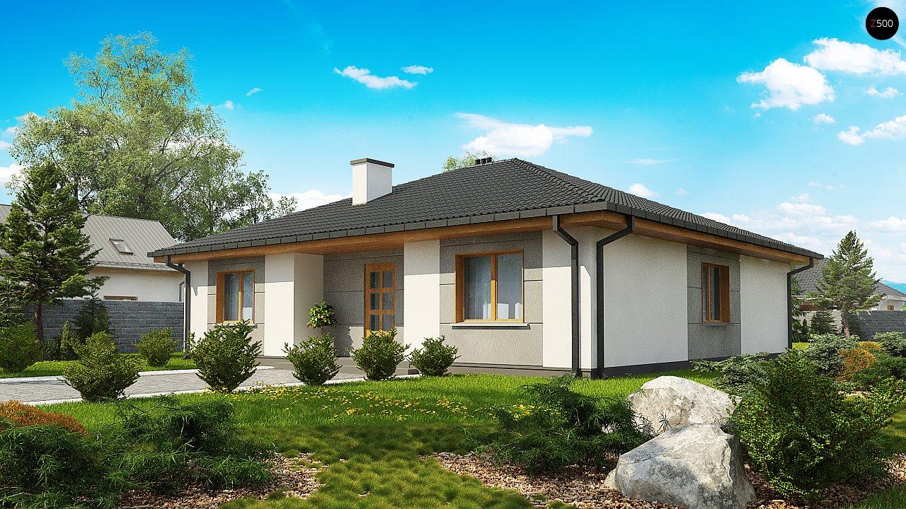 Проект дома Z67 A