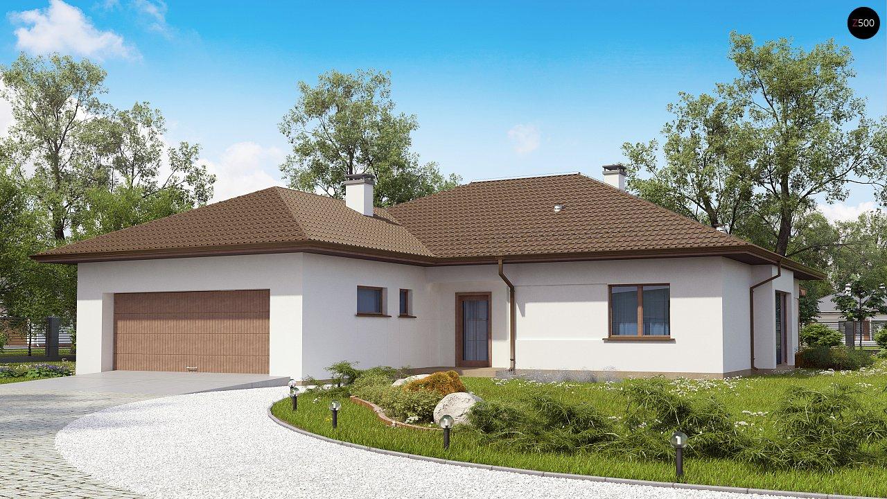 Проект дома Z311 - 1