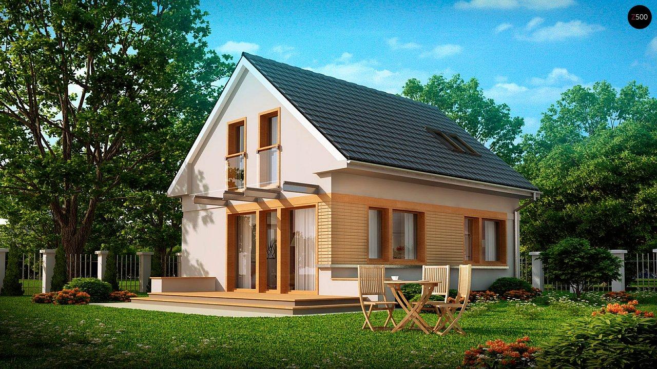 Проект дома Z211 S