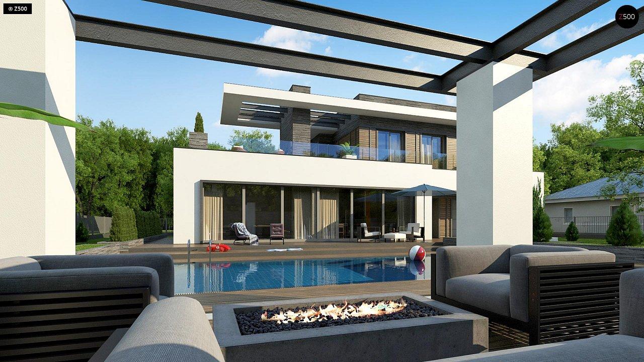 Проект дома Zx146
