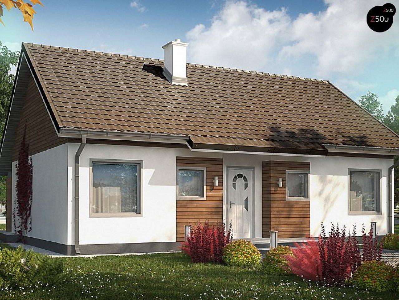 Проект дома Z7 35 S