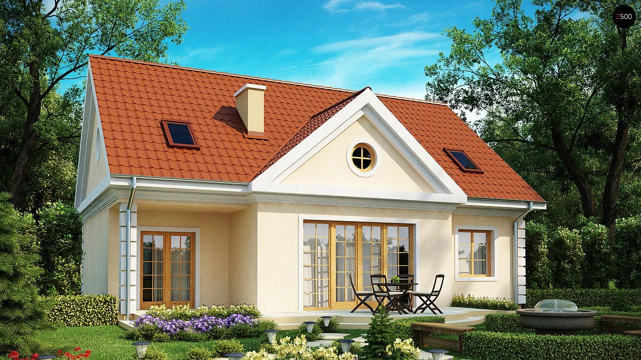 Проект дома Z9