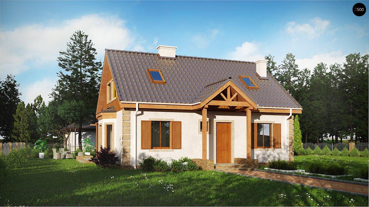 Проект дома Z14 w