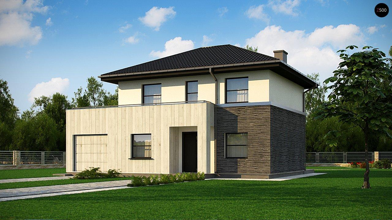 Проект дома Z29 minus