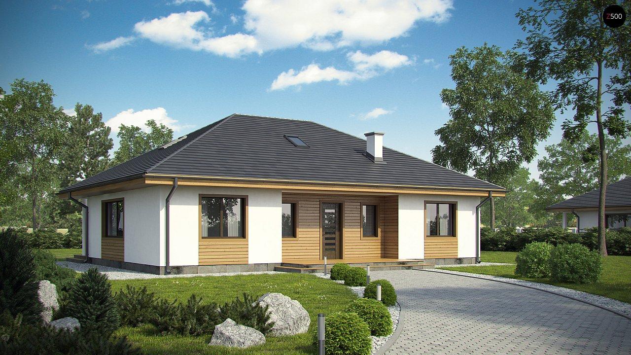 Проект дома Z35 bG