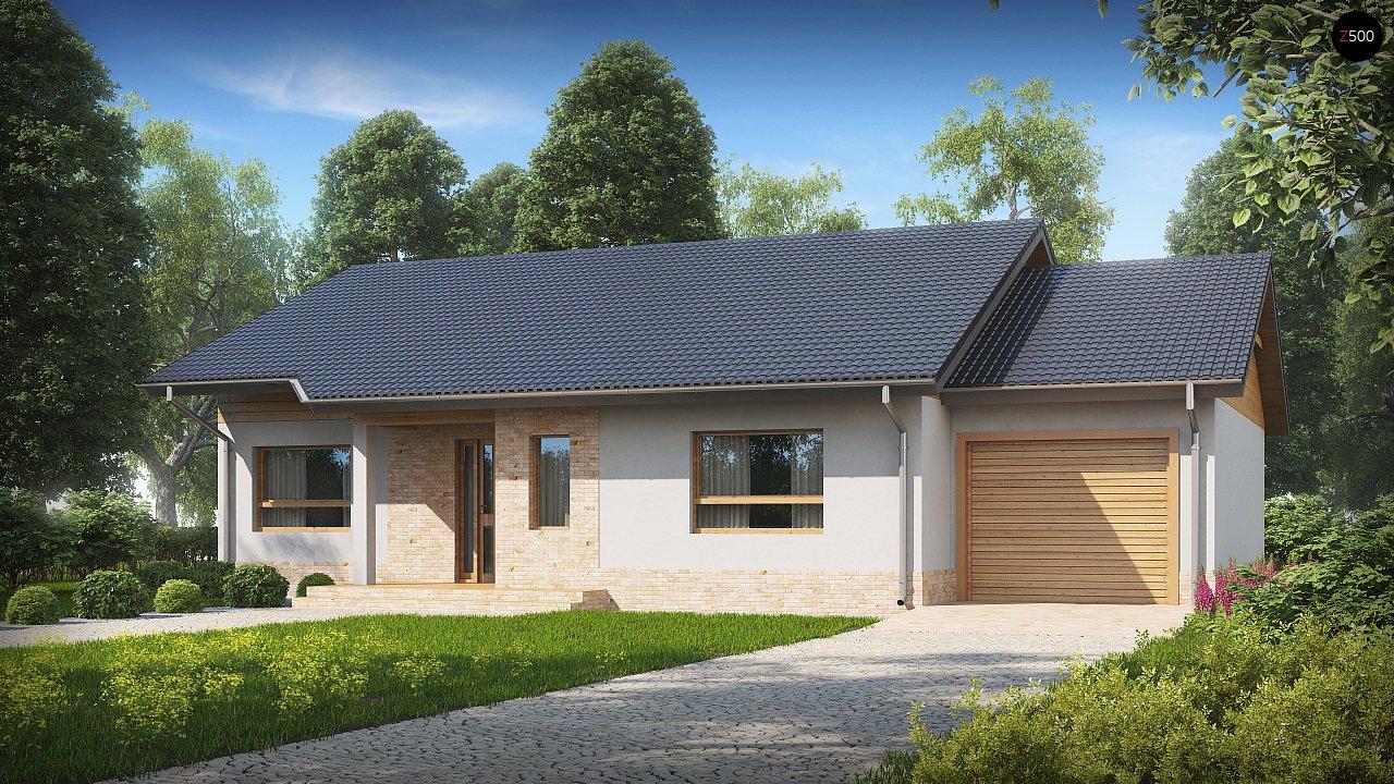 Проект дома Z41 GP