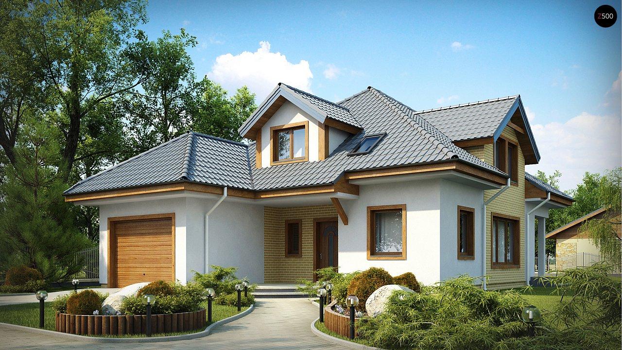 Проект дома Z49