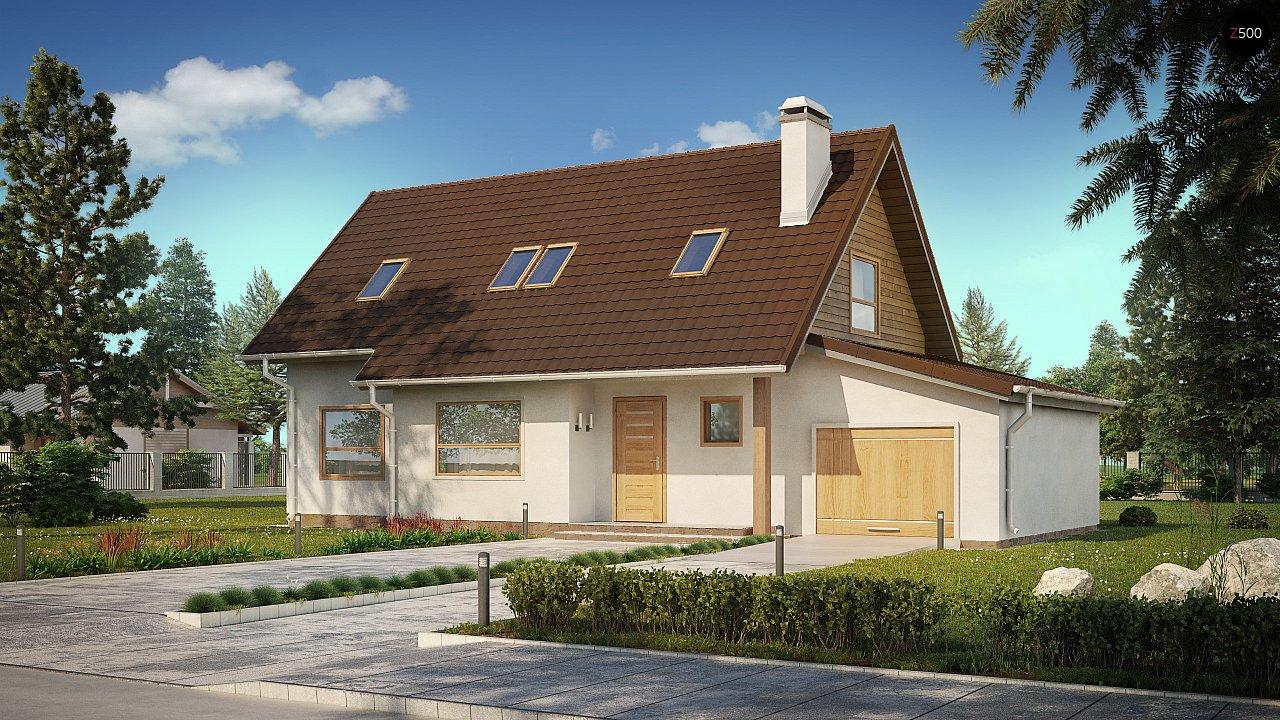 Проект дома Z79 GP