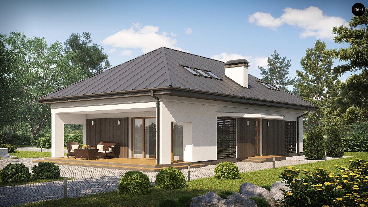 Проект дома Z85 C