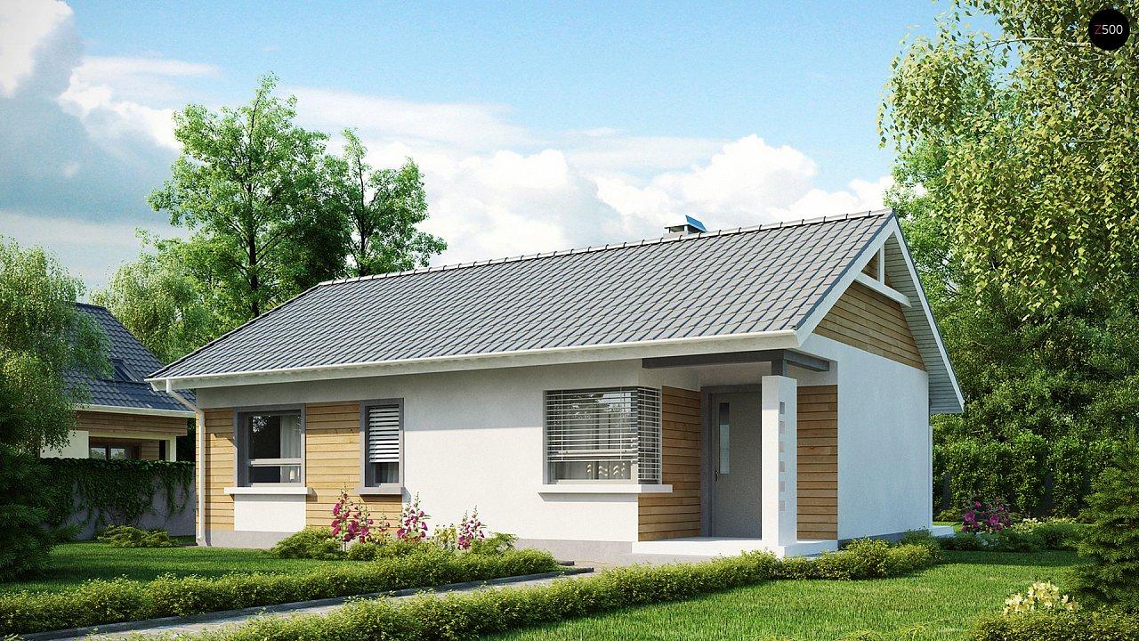 Проект дома Z87