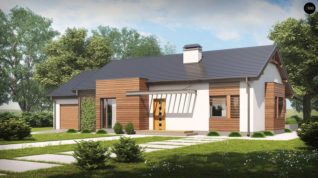 Проект дома Z93 GL