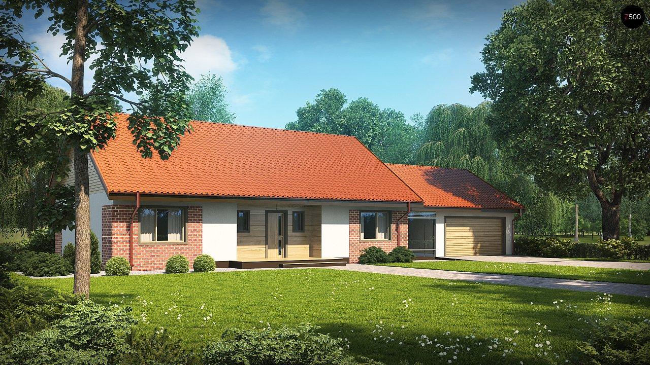 Проект дома Z98 WP GP2
