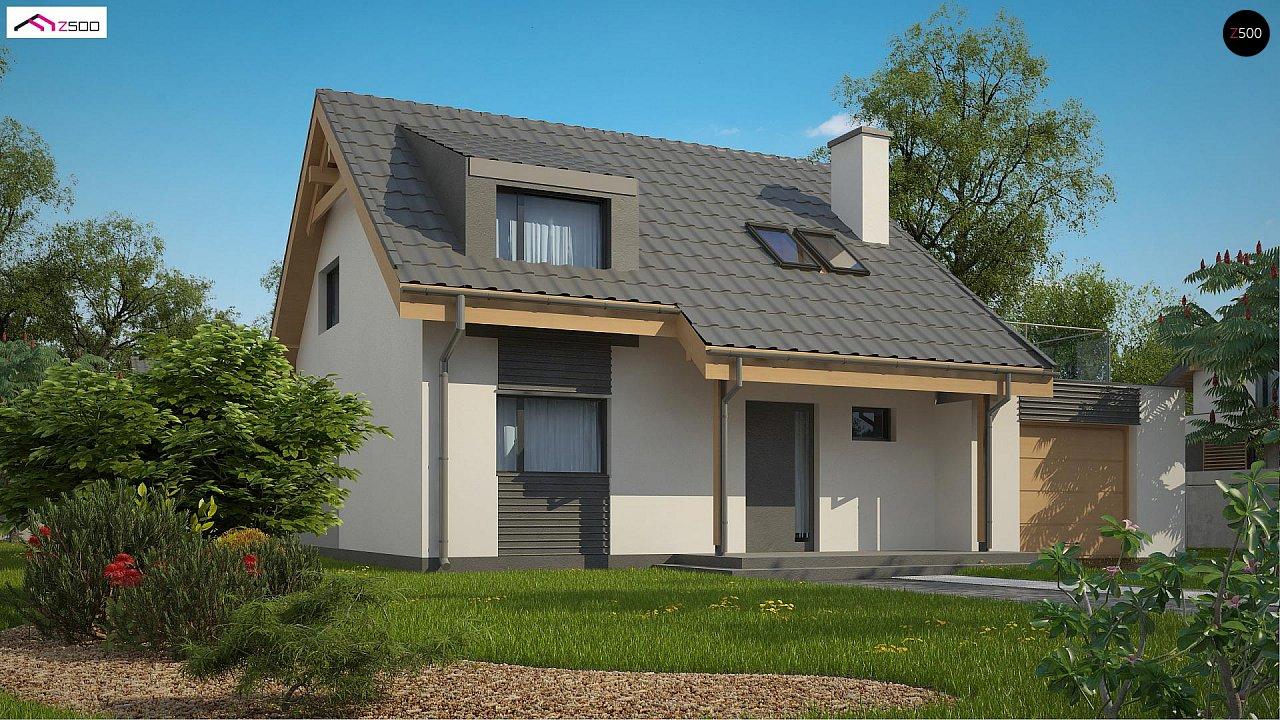 Проект дома Z146 GP