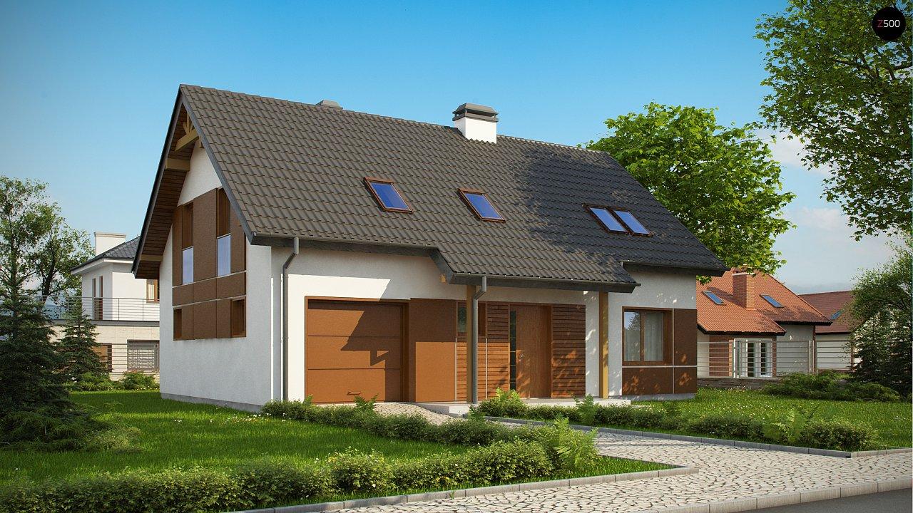 Проект дома Z178 a