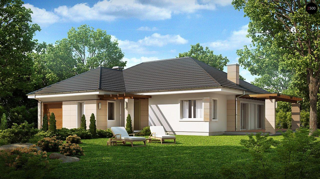 Проект дома Z201