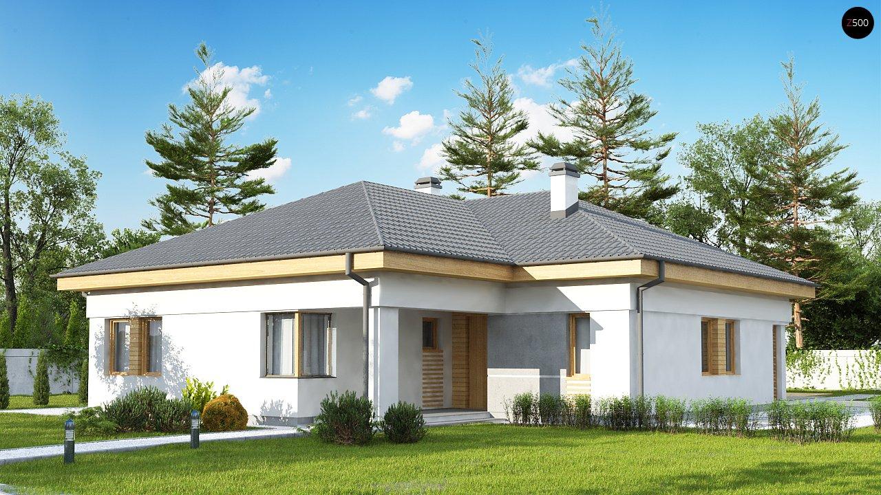 Проект дома Z204 bG - 1