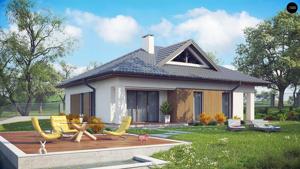 Проект дома Z230 v1