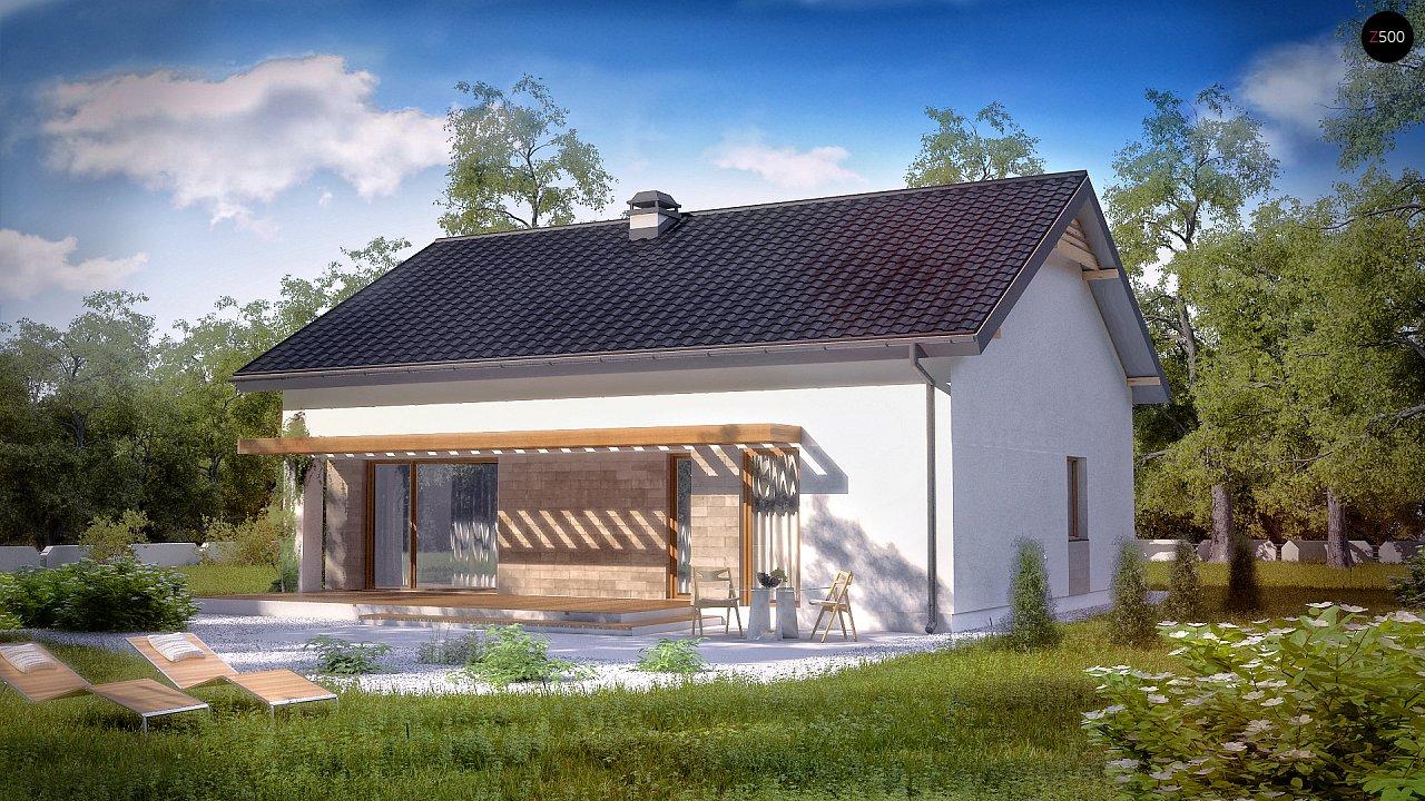 Проект дома Z261 - 1