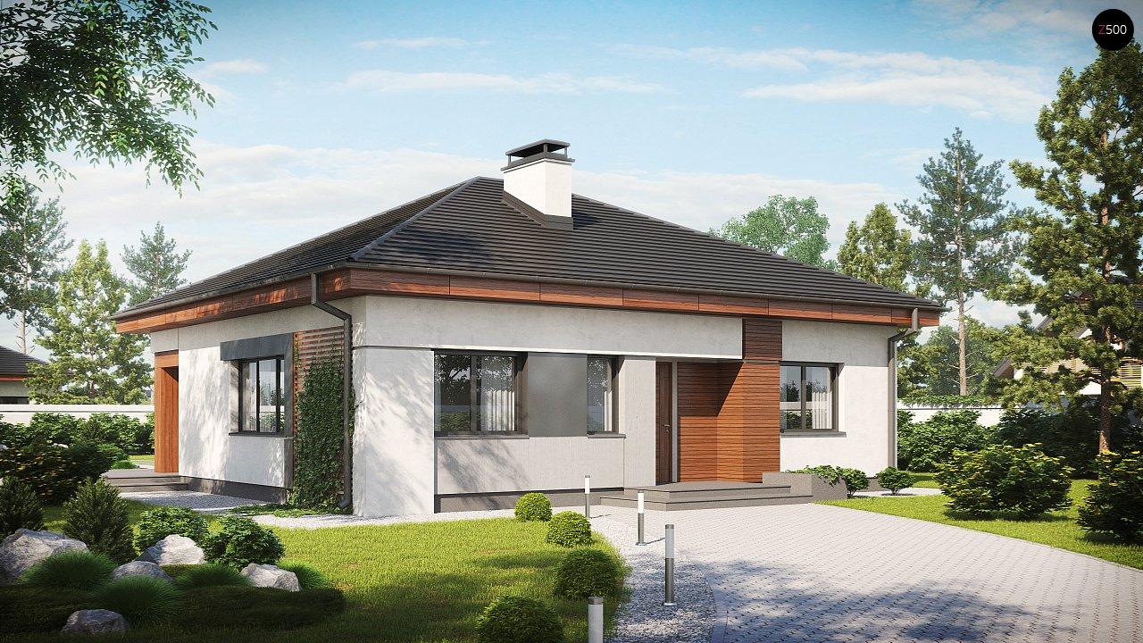 Проект дома Z273