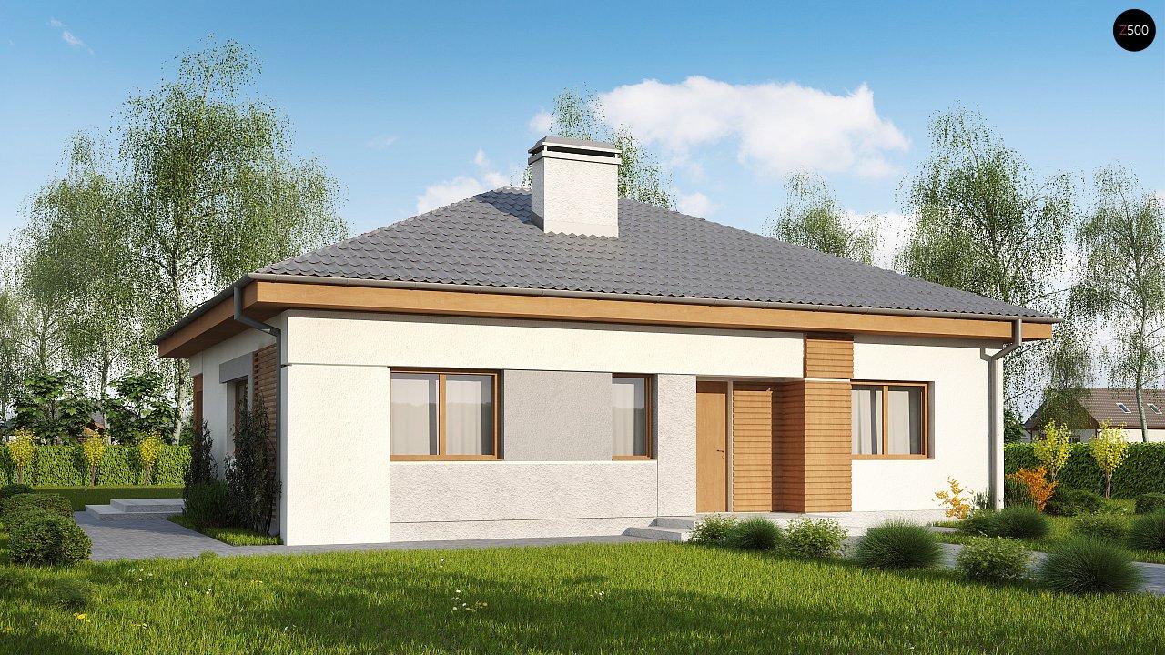 Проект дома Z273 a - 1