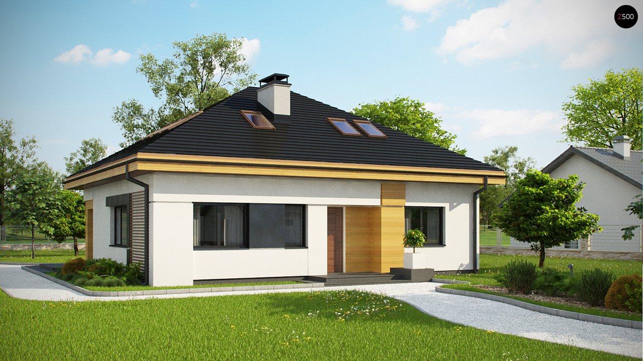 Проект дома Z273 Ph+ st - 1