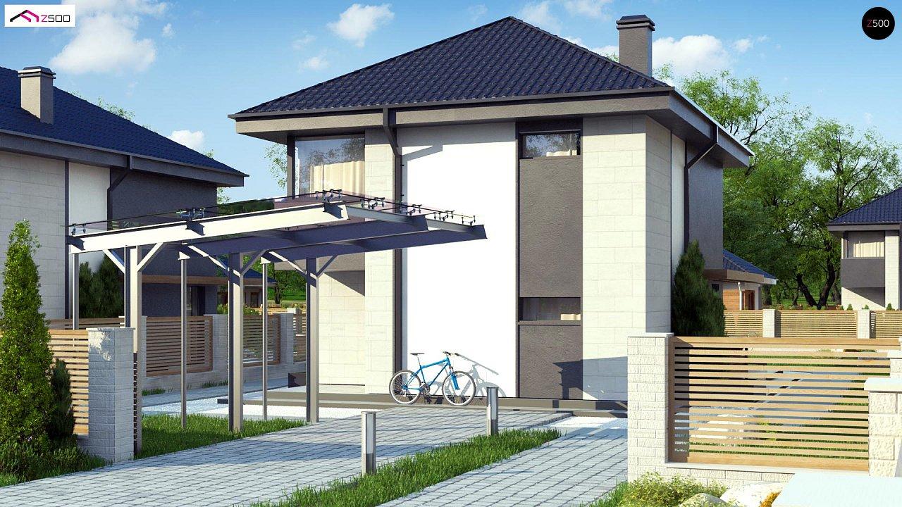 Проект дома Z276 - 1