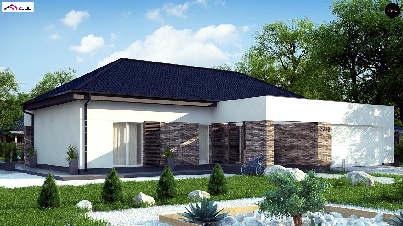 Проект дома Z277 - 1