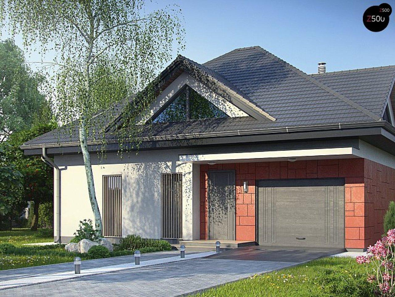 Проект дома Z278 S