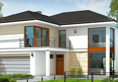 Проект дома Db 1