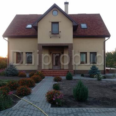 Загородный дом для двух семей