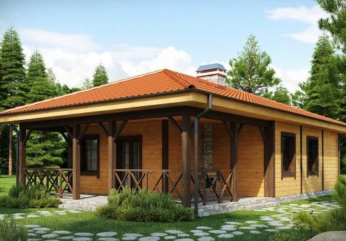 Проект дома Z16