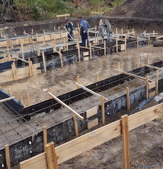 Опалубка для фундамента – самая важная деталь в строительстве дома