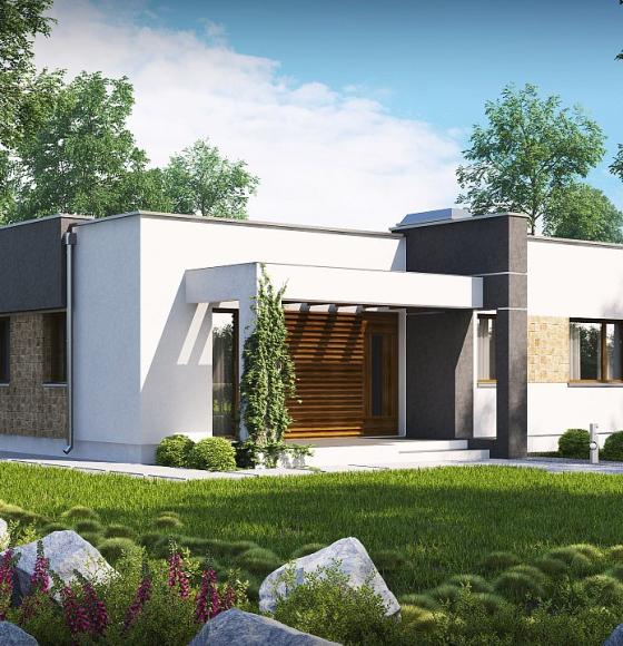Лучшие проекты одноэтажных домов