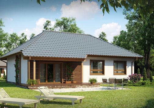 Проект дома Z69