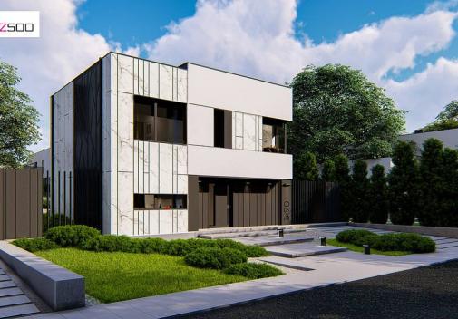Проект дома Zx90