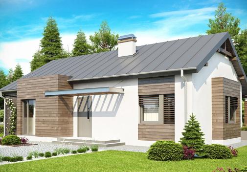Проект дома Z93