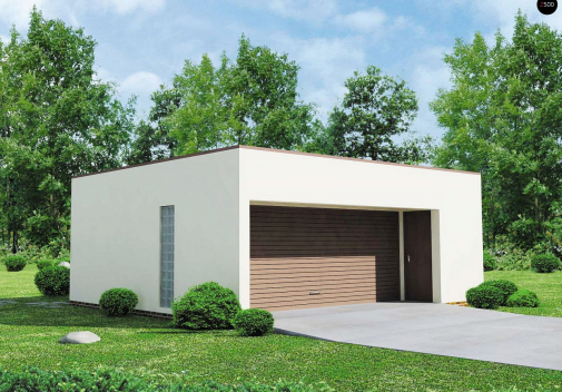 Проект дома Zg16