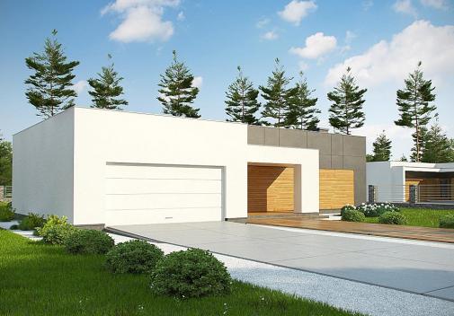 Проект дома Zx133
