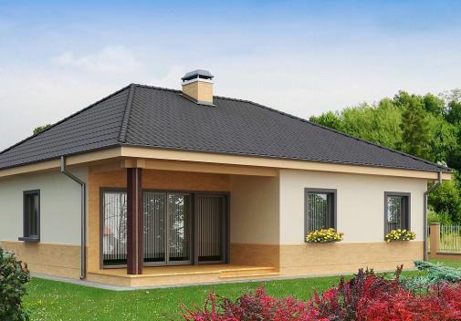 Проект дома Z24