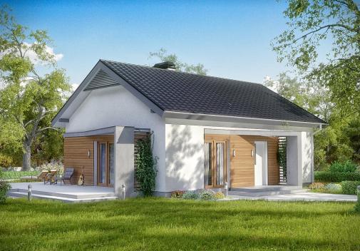 Проект дома Z255