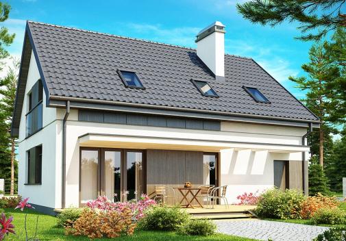 Проект дома Z183