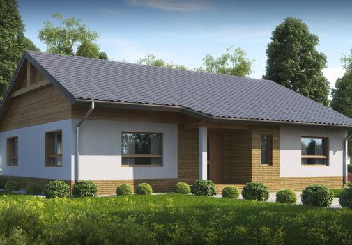 Проект дома Z41+