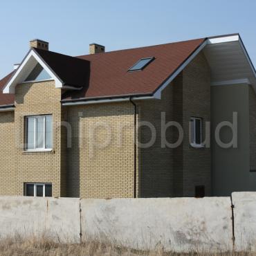 Дом 2-х этажный с мансардой и погребом