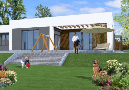 Проект дома DB 9