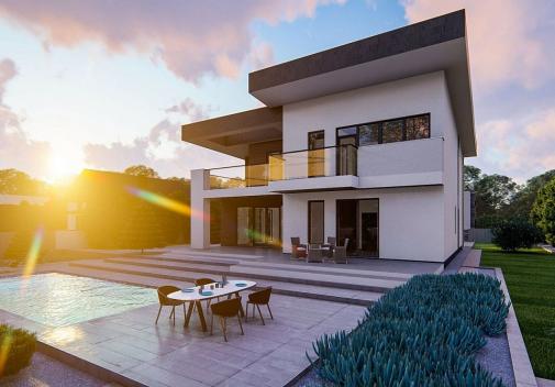 Проект дома Zz22