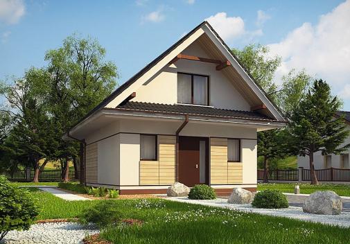 Проект дома Z362