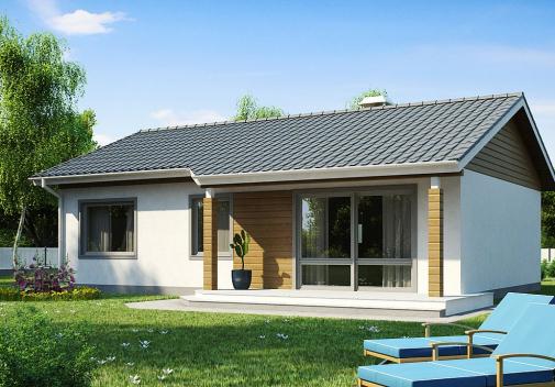 Проект дома Z7